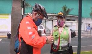 Miraflores: conozca los documentos que debe llevar para salir en bicicleta