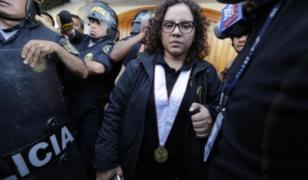 Fiscal de 'Los Cuellos Blancos' cuestionó otorgamiento de arresto domiciliario a tres investigados