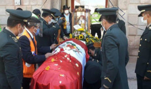[VIDEO]  Cusco: fallece policía que fue agredido por un sujeto en estado de ebriedad