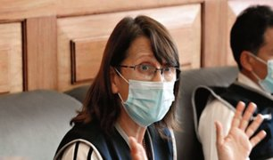 Pilar Mazzetti descartó que se esté aplicando etapa de selección para decidir a qué pacientes salvar