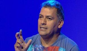 Coronavirus: actor Pold Gastelo ya no necesita usar respirador mecánico