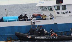 Marina de Guerra auxilió a extranjero que sufrió infarto en embarcación