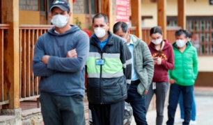 Coronavirus: distancia de 2 metros sería insuficiente para detener transmisión