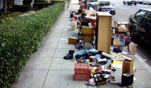 Partido Morado presentó proyecto de ley para suspender desalojos durante estado de emergencia
