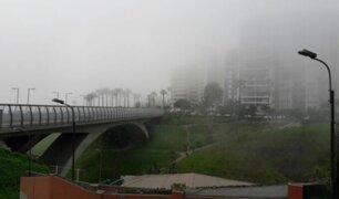 Lima registró este jueves 21 la temperatura más baja de lo que va del año