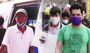 Ate: ¿la cuarentena ya no existe en Huaycán?
