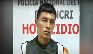 """Cercado: detienen a presunto sicario de la banda """"Los Intocables de Barrios Altos"""""""