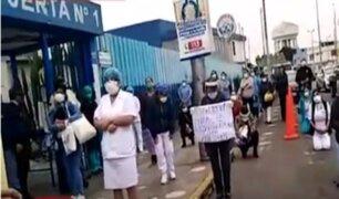 [VIDEO] Callao: profesionales de la salud piden a Dios que les ayude para combatir la pandemia