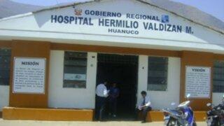 Reportan pérdida de medicinas valorizadas en más de S/ 2 millones en hospital de Huánuco