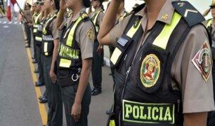 Mujer policía muere tras aparatoso accidente con moto lineal en Comas