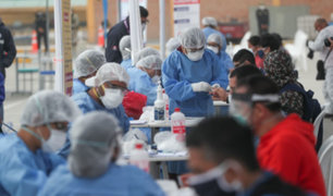 Coronavirus: Perú es el país que realiza más pruebas en toda Latinoamérica