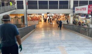 Mercado Central fue cerrado tras detectar 59 casos positivos de coronavirus
