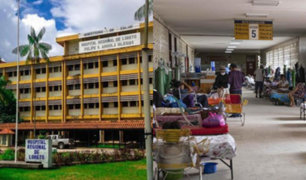 Iquitos: disminuyen casos de pacientes de coronavirus