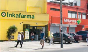 Inkafarma y Mifarma niegan alza de precios y acaparamiento de medicinas tras intervención