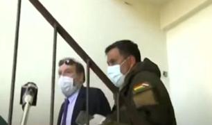 Bolivia: arrestan a ministro de Salud tras escándalo de corrupción