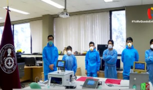 Estudiantes de ingeniería probarán en animales respirador mecánico