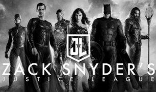 """Zack Snyder estrenará su versión de la """"Liga de la Justicia"""" en 2021"""