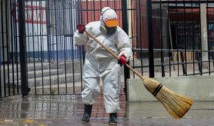 Covid-19: municipios deben garantizar salud de sus trabajadores de limpieza pública