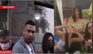 Huachipa: Intervienen a peruanos y venezolanos en fiesta de hotel