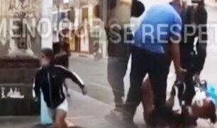 Callao: PNP detiene a dos mujeres que asaltaron a taxista