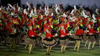 200 Artistas se unen en maratón de danza, música y arte