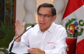 """Martín Vizcarra: """"No podemos permitir que un condenado acceda a un cargo público"""""""