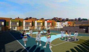 Trabajos para mejorar calidad de vida de vecinos de Cantagallo fueron reanudadas