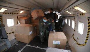 Minsa envió más de 28 mil EPP y cinco ventiladores mecánicos a Piura