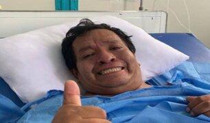 Hospital Sabogal: médico de Iquitos logró vencer a la COVID-19