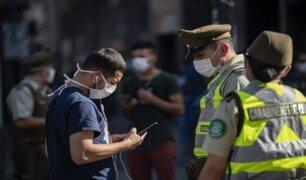 Chile batió nuevo récord de contagios diarios por el nuevo coronavirus