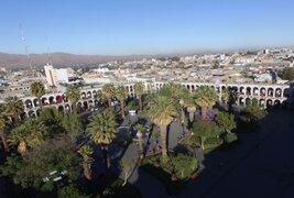 Arequipa: zonas altas soportarán hasta 14 grados bajo cero desde este domingo