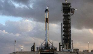 La NASA autoriza primer vuelo tripulado de SpaceX para el 27 de mayo