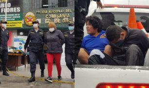 SMP: Desarticulan banda liderada por mujer que cobraba cupos a transportistas