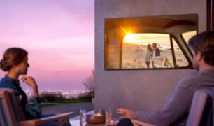 Lanzan al mercado un televisor para ver en espacios con mucha luz del sol