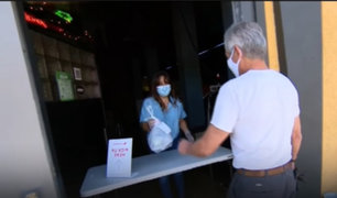 EEUU: salsódromo de peruanos se convierte en restaurant de comida criolla