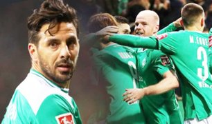 """Alemania: Werder Bremen confirmó que todos sus jugadores """"están sanos"""""""