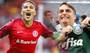 Brasil: Jair Bolsonaro apoya la vuelta del fútbol