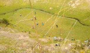 Detienen a ocho personas por participar en torneo de fútbol en plena cuarentena