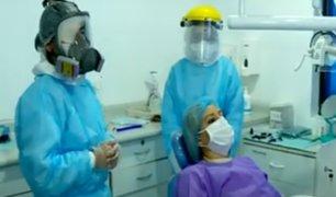 Dentista, Oftalmólogos, entre otros empezaron a laborar ante el reinicio de las actividades económicas