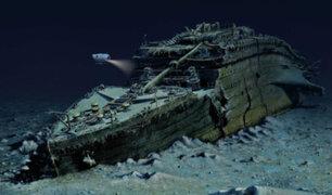 EEUU: jueza autoriza cortar el Titanic por primera vez