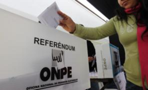 Acción Popular presentó proyecto de Ley que propone referéndum para reformar Constitución