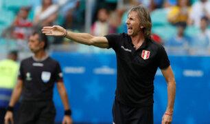 """Ricardo Gareca: """"Nos costó acomodarnos, pero me gustó la reacción del equipo"""""""