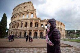 Italia reporta reducción de enfermos a causa del COVID-19 en todas sus regiones