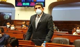 Marco Verde: Fiscalía de Oxapampa citará a congresista por incumplir aislamiento social