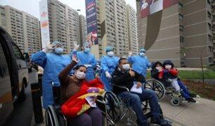 Covid-19 en Perú: 6,282 nuevos pacientes recuperados y acumulado alcanza los 600,795