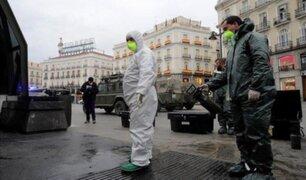 Peruanos están varados más de 70 días en Madrid