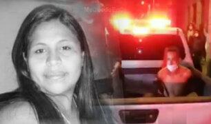 Callao: a balazos asesinan a embarazada con ocho meses de gestación