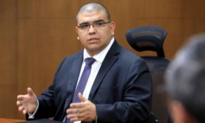"""Ministro de Justicia: """"Ningún procesado o condenado por delitos graves será liberado"""""""