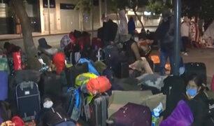 Más de 150 peruanos varados en Chile piden ayuda para regresar al país