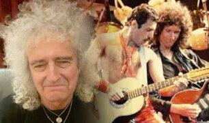 Queen: guitarrista Brian May sufrió un ataque al corazón